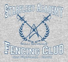 ST Fencing Club by Konoko479
