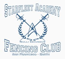 ST Fencing Club Kids Clothes