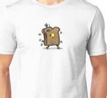 Toast Bot Unisex T-Shirt