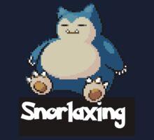 Snorlaxing T-Shirt