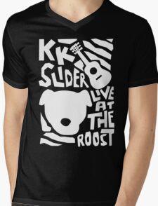 KK Slider Mens V-Neck T-Shirt