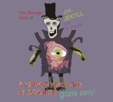DR JEKYLL by theSilverSkull
