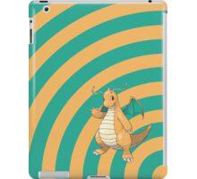 Pokemon - Dragonite Circle iPad Case iPad Case/Skin