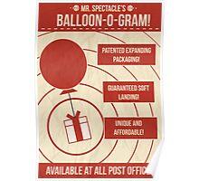 Balloon-o-Gram Poster