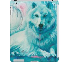 Wolf Dreaming iPad Case/Skin