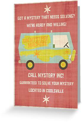 Mystery, Inc by espanameg
