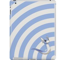 Pokemon - Dratini Circle iPad Case iPad Case/Skin