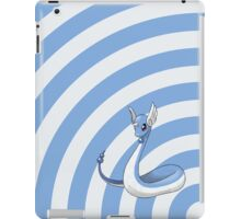 Pokemon - Dragonair Circle iPad Case iPad Case/Skin