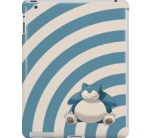 Pokemon - Snorlax Circles iPad Case iPad Case/Skin