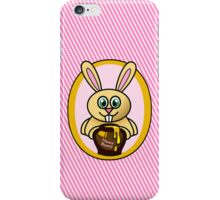 Funny Honey Bunny iPhone Case/Skin