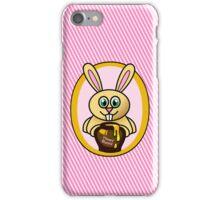 Funny Honey Bunny iPhone Case/Skin