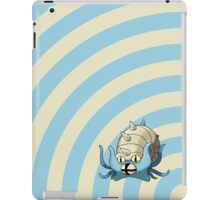 Pokemon - Omastar Circles iPad Case iPad Case/Skin