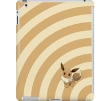 Pokemon - Eevee Circles iPad Case iPad Case/Skin