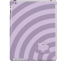 Pokemon - Ditto Circles iPad Case iPad Case/Skin