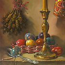 Easter - decorating eggs by dusanvukovic