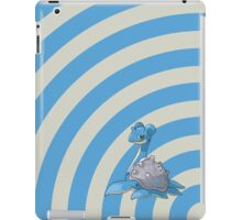 Pokemon - Lapras Circles iPad Case iPad Case/Skin