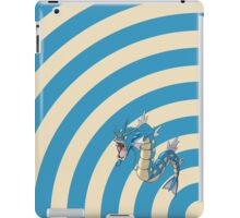 Pokemon - Gyrados Circles iPad Case iPad Case/Skin