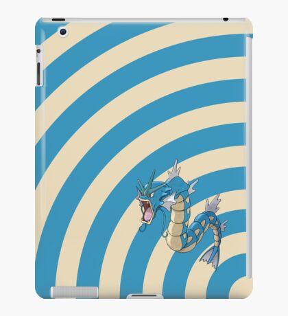 Pokemon - Gyrados Circles iPad Case iPad Case/Skin