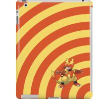Pokemon - Magmar Circles iPad Case iPad Case/Skin