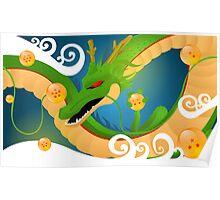 Shen Long - Dragon Ball  Poster