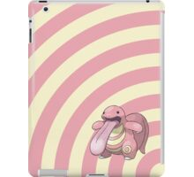 Pokemon - Lickitung Circles iPad Case iPad Case/Skin