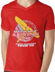 BEE GEES TOUR 2 Mens V-Neck T-Shirt