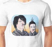 Paul Atreides and Chani Unisex T-Shirt