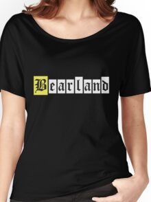 Bearland Women's Relaxed Fit T-Shirt