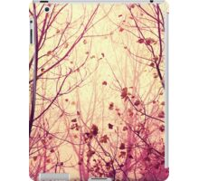 my secret garden iPad Case/Skin