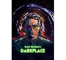 Garth Marenghi's Darkplace Photographic Print