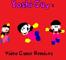 Yoshi Guy's Video Game Remixes Poster by YoshiGuy