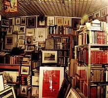 Hamburg Bookstore. by Kathy Behrendt