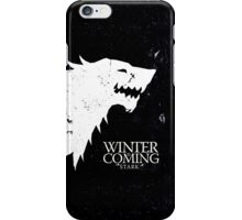House of Stark iPhone Case/Skin