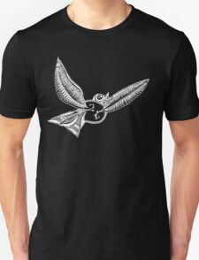 Journey Bird Flight White T-Shirt