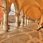 San Marco 2 by Tiffany-Rose