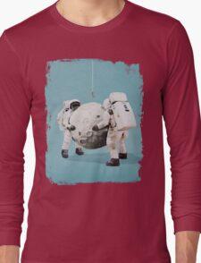 Hanging the moon Long Sleeve T-Shirt
