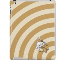 Pokemon - Marowak Circles iPad Case iPad Case/Skin