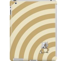 Pokemon - Cubone Circles iPad Case iPad Case/Skin
