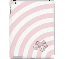 Pokemon - Eggsecute Circles iPad Case iPad Case/Skin