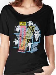 DURANDURAN Women's Relaxed Fit T-Shirt