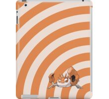 Pokemon - Kingler Circles iPad Case iPad Case/Skin
