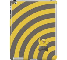 Pokemon - Drowzee Circles iPad Case iPad Case/Skin