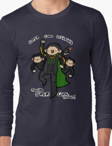 Super Cool! Long Sleeve T-Shirt