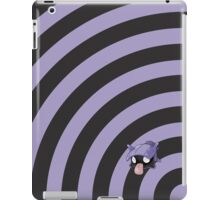 Pokemon - Shellder Circles iPad Case iPad Case/Skin