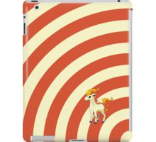 Pokemon - Ponyta Circles iPad Case iPad Case/Skin