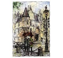 Paris 3 in colour Photographic Print