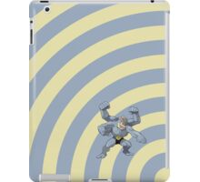 Pokemon - Machamp Circles iPad Case iPad Case/Skin