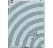 Pokemon - Machop Circles iPad Case iPad Case/Skin