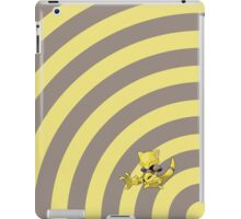 Pokemon - Abra Circles iPad Case iPad Case/Skin