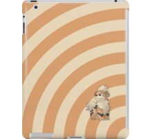 Pokemon - Growlithe Circles iPad Case iPad Case/Skin